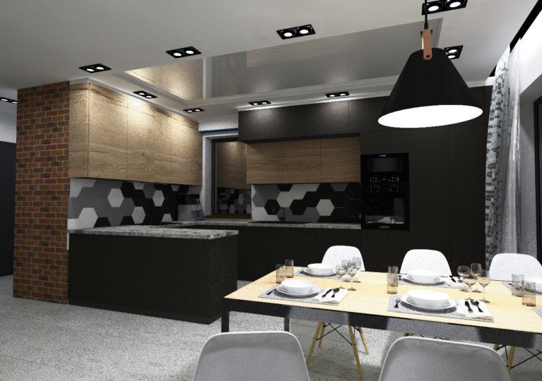 Kuchnia w Zdrojach, luty 2020