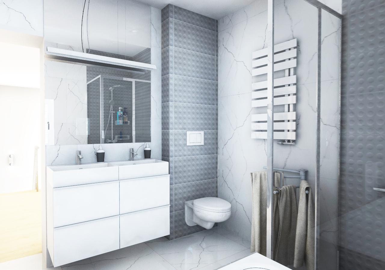Łazienka w Tanowie, 2020